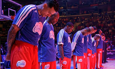 Clippers silence
